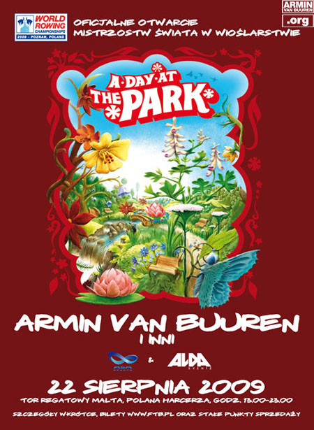 A Day At The Park with Armin van Buuren