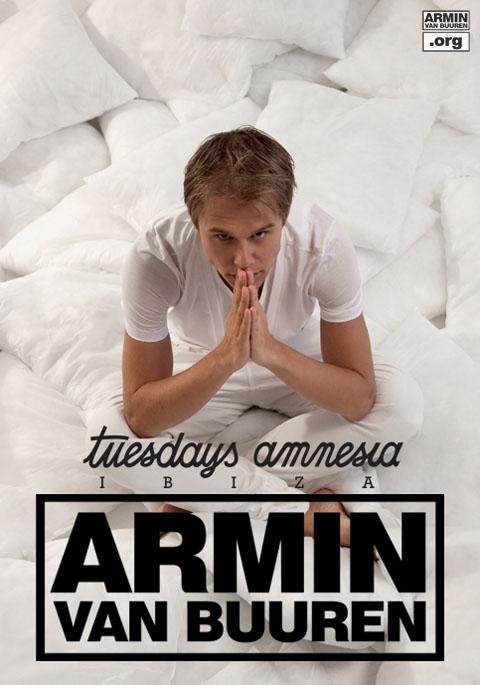 Amnesia, Armin van Buuren