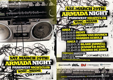 Armada Night, Miami, USA