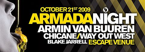 Armada Night (Amstardam Dance Event 2009)
