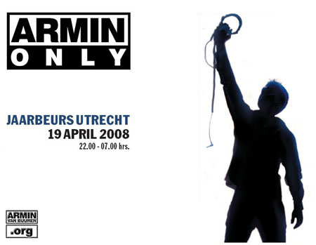 Armin Only Imagine 2008