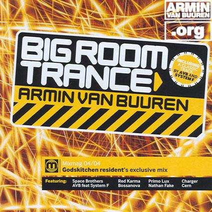 ARMIN VAN BUUREN Big Room Trance