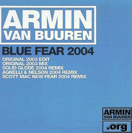 ARMIN VAN BUUREN Blue Fear 2004