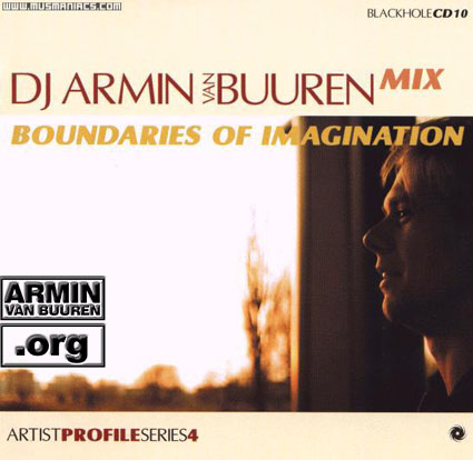 ARMIN VAN BUUREN Boundaries of Imagination