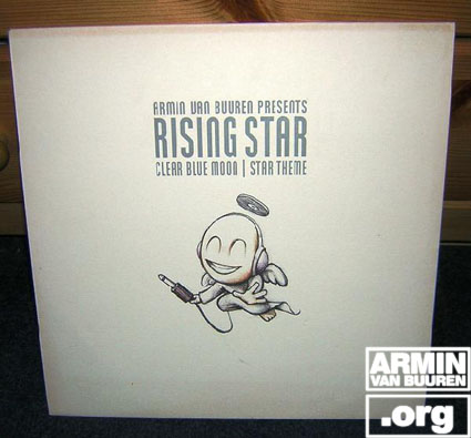 ARMIN VAN BUUREN presents RISING STAR Clear Blue Moon / Star Themer