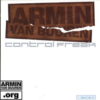 ARMIN VAN BUUREN Control Freak