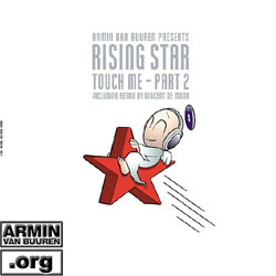 ARMIN VAN BUUREN Touch Me (As Rising Star) Part 2