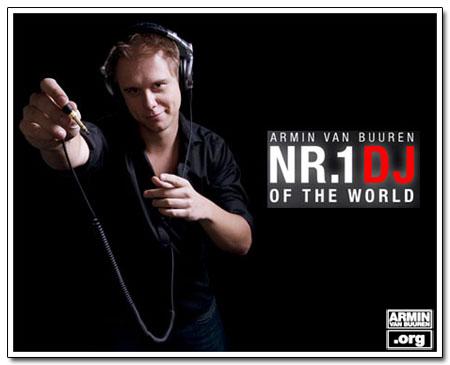 Armin van Buuren najlepszym DJ'em według DJ Mag!