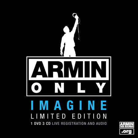 ARMIN VAN BUUREN Armin Only Imagine Limited DVD Box