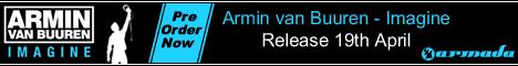 Już dzisiaj możesz zamówić nowy album Armina van Buurena Imagine