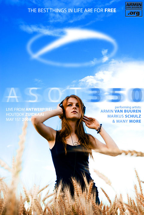 A State of Trance 350-Live Broadcasting