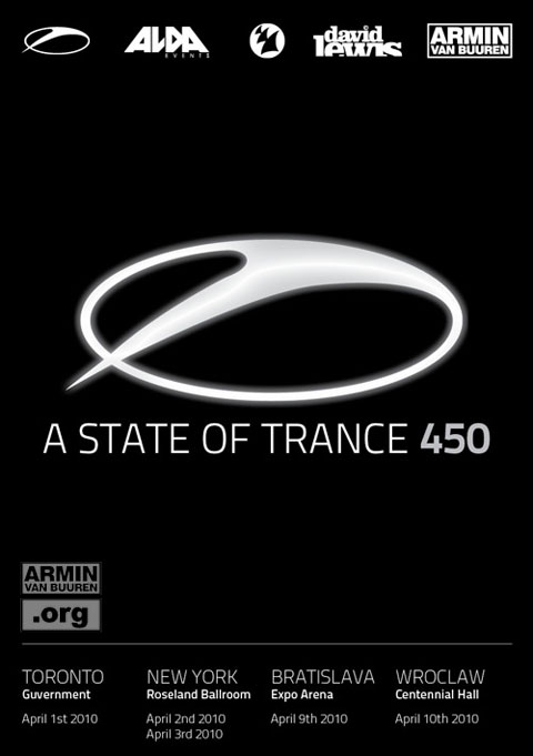 A State of Trance 450, ASOT 450