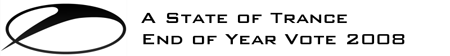 A State of Trance - End of Year Vote 2008