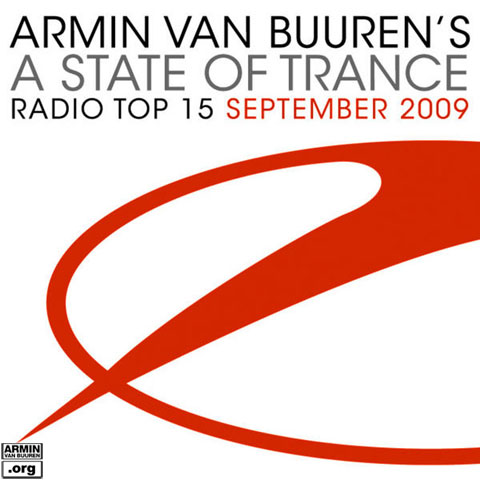 A State Of Trance Radio Top 15 September 2009