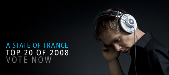 A STATE OF TRANCE TOP 20 2008