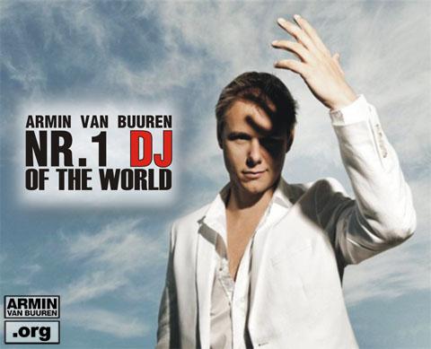 Armin van Buuren po raz 3 tryumfatorem Top 100 DJ's