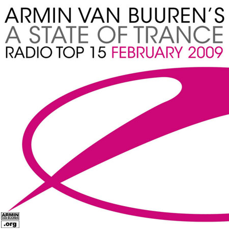A State Of Trance Radio Top 15 February 2009