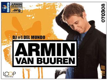 Armin van Buuren, Lima, Peru