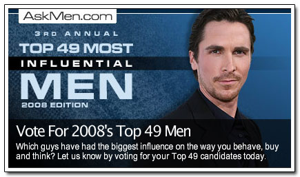 The Top 49 Most Influential Men