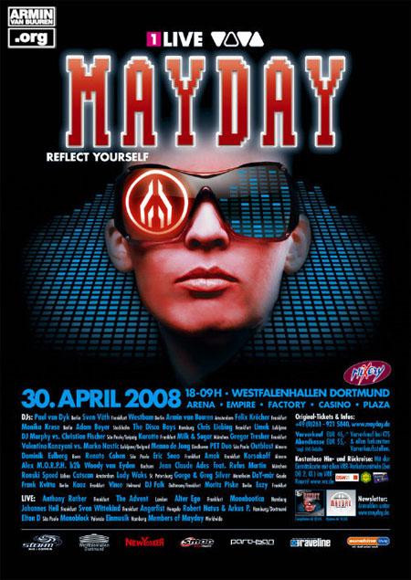 Mayday, Dortmund