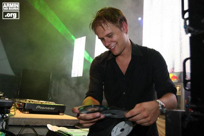 Armin van Buuren, wywiad