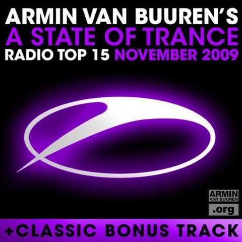 A State Of Trance Radio Top 15 November 2009