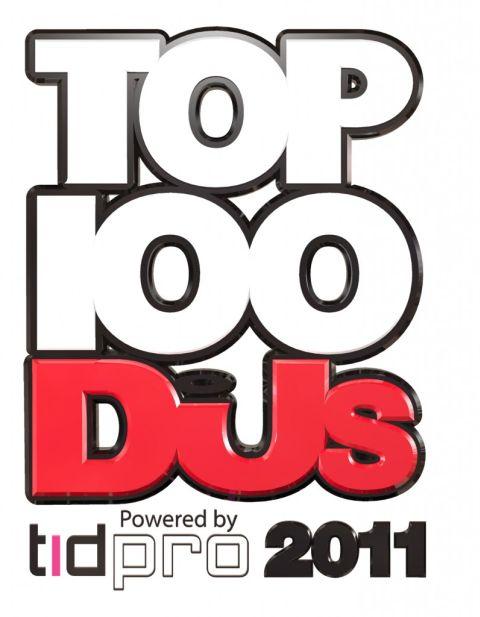 Top 100 - DJ Mag 2011
