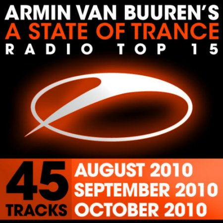 A State of Trance Top 15 - August, September, October 2010