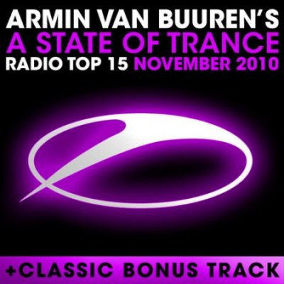 A State of Trance Top 15 November 2010